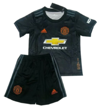 2019/20 Man Utd Third Away Uniform,Jersey+Shorts
