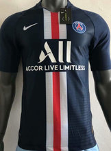 2019/20 PSG Home Player Version Soccer Jersey