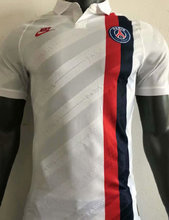 2019/20 PSG Away White Player Version Soccer Jersey