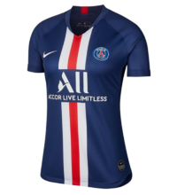 2019/20 PSG Paris Home Blue Women Soccer Jersey