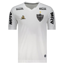 2019/20 Atletico Mineiro White Fans Soccer Jersey