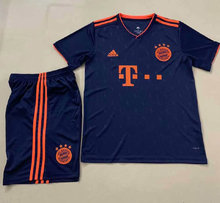 2019/20 Bayern Munich Away Kids Soccer Jersey