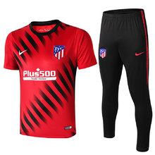 2019/20  Atlético de Madrid Red Polo Tracksuit