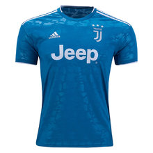 2019/20 JUV 1:1 Quality Away Blue Fans Soccer Jersey