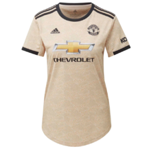 2019/20 Man Utd Away  Women Soccer Jersey