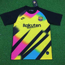2019/20 BA Black And Yellow Goalkeeper Soccer Jersey