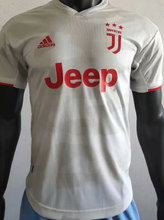 2019/20 JUV Away White Player Soccer Jersey