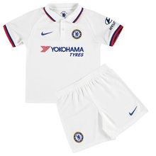 2019/20 Chelsea Away White Kids Soccer Jersey
