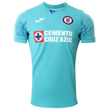 2019/20 Cruz Azul Away Light Blue Fans Soccer Jersey
