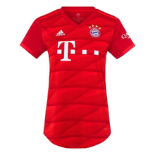 2019/20 Bayern Munich Home Red Women Soccer Jersey