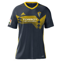 2019/20 Cadiz Away Dark Grey Fans Soccer Jersey
