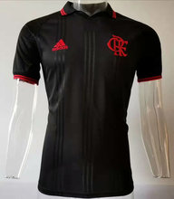 2019/20 Flamengo Black Polo Short Jersey