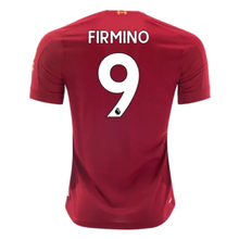FIRMINO #9 Liverpool Home Fans Soccer Jersey 19/20