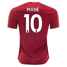 MANE #10 Liverpool Home Fans Soccer Jersey 19/20