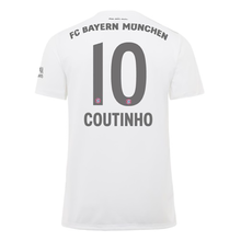 COUTINHO #10 Bayern  Away Fans Soccer Jersey19/20