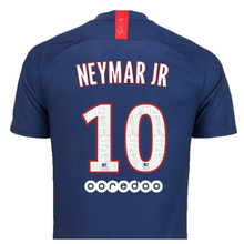 NEYMAR JR #10 PSG Paris Home Blue Fans Soccer Jersey 19/20