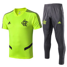 2019/20  Flamengo Fluorescent green Tracksuit