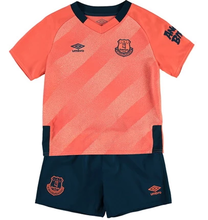 2019/20 Everton Away  Kids Soccer Jersey