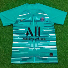 2019/20 Paris Green GK Soccer Jersey