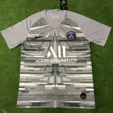 2019/20 Paris Grey GK Soccer Jersey