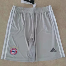 2019/20 Bayern Munich Grey Shorts Pants