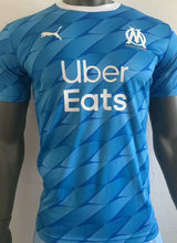 2019/20 Marseille Away Player Version Soccer Jersey