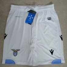2019/20 Lazio White Black Pants