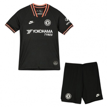 2019/20 Chelsea Away Black Kids Soccer Jersey