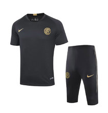 19/20 PSG Paris Black Training Short Suit
