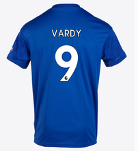 VARDY #9 Leicester City Home Blue Fans Soccer Jersey 2019/20