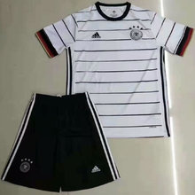 2020 Euro Germany Home Kids Soccer Jersey