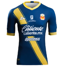 19/20 Morelia Away Royal Blue Fans Soccer Jersey