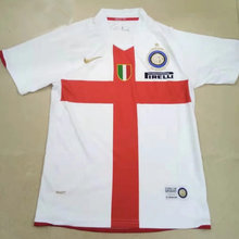 2007-2008 Inter Away Retro Soccer Jersey
