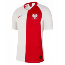 2019/20 Poland 100th Anniversary Fans Soccer Jersey
