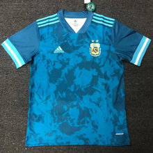 2020 Copa America Argentina Away Fans Soccer Jersey