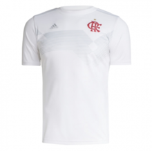 2020 Flamengo White 70 Years Fans Soccer Jersey