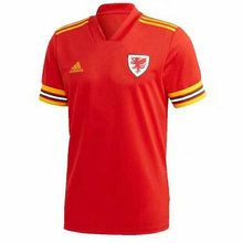2020 Euro Wales Home Fans Soccer Jersey
