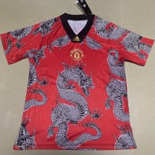 2020 Man United China Dragon Jersey