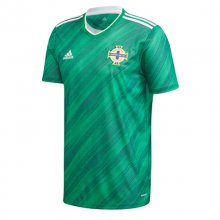 2020 Euro Northern Ireland Home Fans Soccer Jersey
