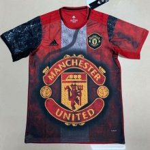 2020 Man Utd Classical Version Soccer Jersey