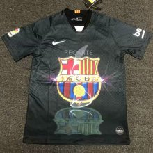 2020 BA Classical Version Black Soccer Jersey