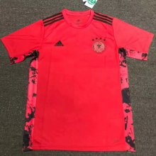 2020 Euro Germany Red Training Jersey