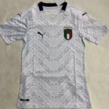2020 Euro Italy Away Player Version Soccer Jersey