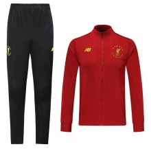 2019/20 Liverpool Red Commemorative Edition Jacket Tracksuit