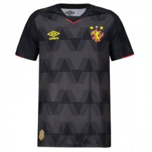 2019/20 Recife Third Black Fans Soccer Jersey