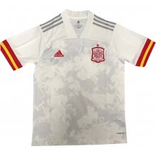 2020 Euro Spain Away Fans Soccer Jersey