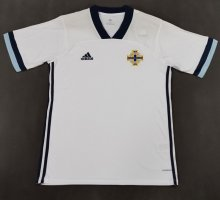 2020 Euro Northern Ireland Away Fans Soccer Jersey