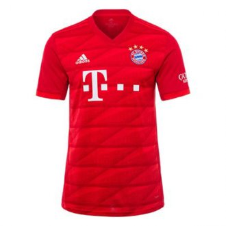 2019/20 Bayern Munich Home 1:1 Quality Red Fans Soccer Jersey