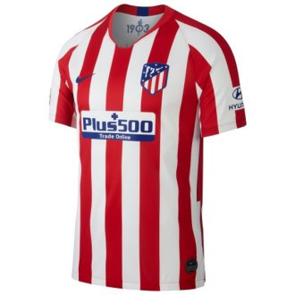 2019/20 Atletico Madrid Home 1:1 Quality Fans Soccer Jersey