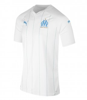 2019/20 Marseille 1:1 Quality Home Fans Soccer Jersey
